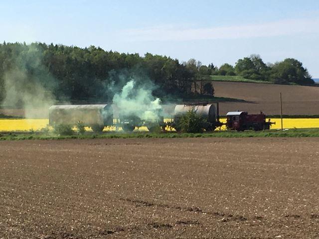 Großübung fordert zahlreiche Feuerwehren aus dem gesamten Landkreis