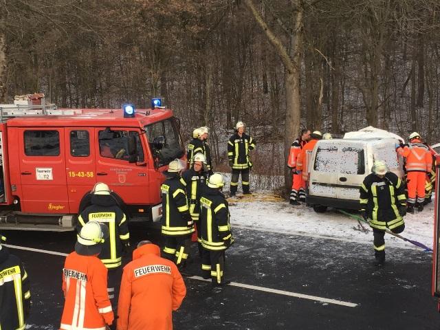 Verkehrsunfall fordert ein Todesopfer