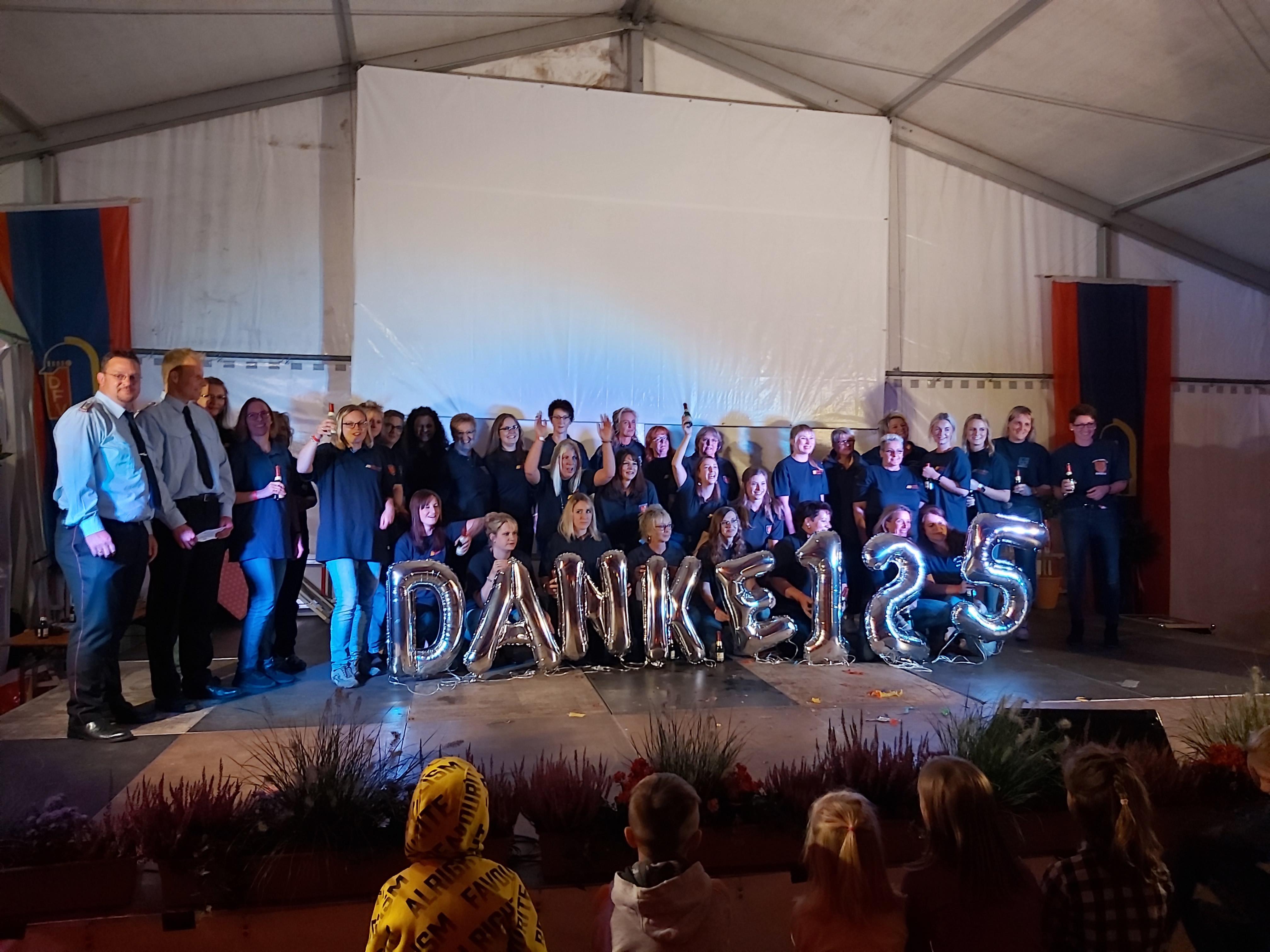 125 Jahre Freiwillige Feuerwehr Othfresen