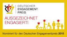 Freiwillige Feuerwehr Othfresen für Deutschen Engagementpreis 2015 nominiert