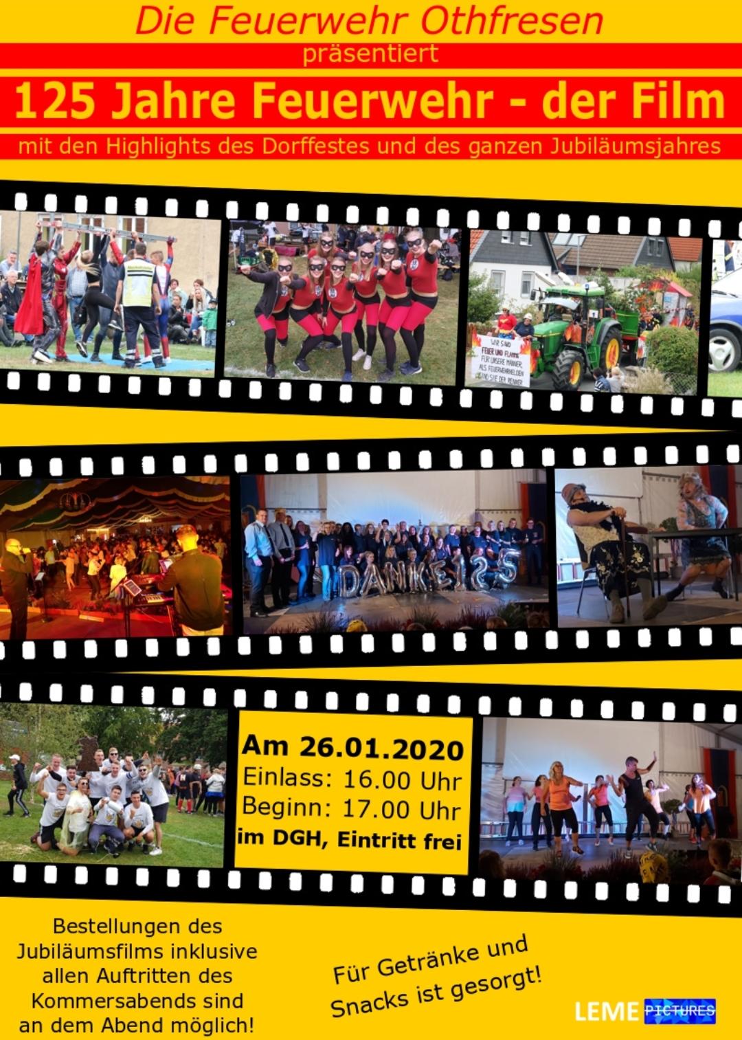 Trailer zum Dorffestfilm