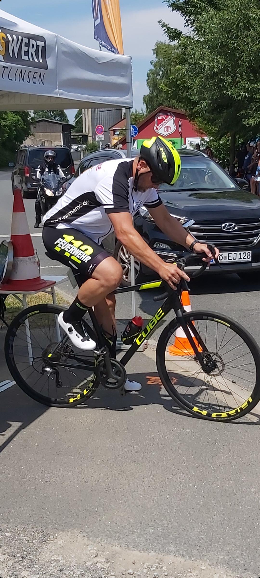 Deutsche Meisterschaften im Rad fahren